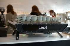 World's First Look At The New Heart Coffee Roasters