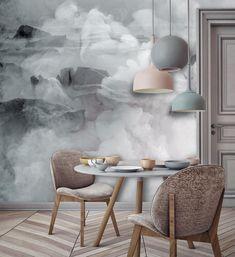Фотообои Туманное утро 2 18689 Dining Chairs, Dining Table, Wallpaper, Furniture, Home Decor, Shop, Dining Chair, Dinning Table, Interior Design
