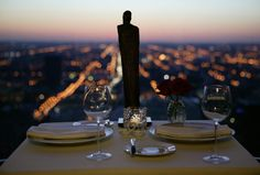 Because drinks with awesome views of Chicago > drinks without awesome views of Chicago.