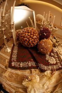 Persian Wedding spread