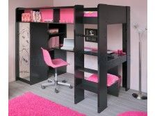 . Cute Bedroom Ideas, Room Ideas Bedroom, Girl Bedroom Designs, Small Room Bedroom, Awesome Bedrooms, Cool Rooms, Loft Beds For Teens, Bed For Girls Room, Girl Room
