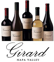 Girard Winery : my favorite wine club - mixed reds and whites - you can't go wrong :)