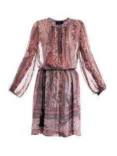 Isabel Marant, Sofia paisley-print dress