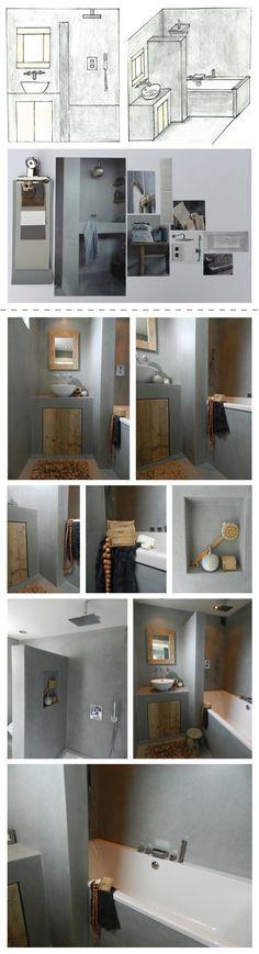 Ontwerp & Styling badkamer