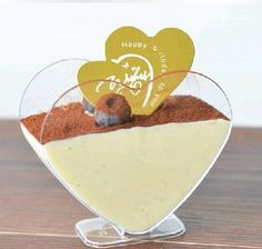 Cheap cream bangle, Buy Quality cream fondant directly from China cup wrapper Suppliers: 20 pcs heart shaped sawdust cup, pudding, mousse, cake cups, tiramisu, cup cake pot ice cream cup