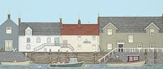 Quayside by Sally Swannell