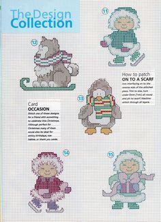 Winter motifs
