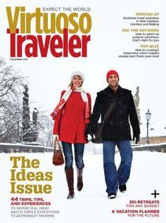 The Ideas Issue: Virtuoso Traveler December 2012