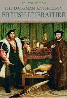 The Longman Anthology of British Literature: The Early Modern Period