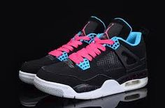 Buy Clearance Nike Air Jordan 4 IV Retro Women Shoes Black Blue Shoes from Reliable Clearance Nike Air Jordan 4 IV Retro Women Shoes Black Blue Shoes