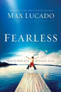 Want to read this. Not so much for myself- but for teaching my daughter, who seems to be filled with so much fear, how to live fearless in Christ.
