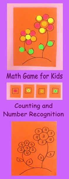 Simple Math Activities for Kids http://createeverydayblog.blogspot.co.il/2013/07/simple-math-activities-for-kids_20.html