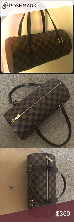 Louis Vuitton Papillon Bag Authentic LV Papillon bag, great condition, sold wjth dustbag. Perfect with any outfit and a classic model.😊 NO TRADES Louis Vuitton Bags