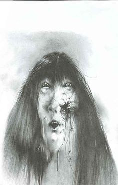 the red spot -scary stories to tell in the dark
