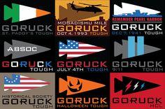 GORUCK - Military-Grade Rucksacks and Rucking Event Challenges