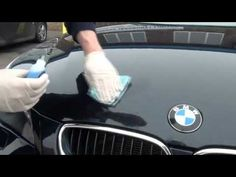 See how to use Chipex touch up paint on this #BMW. Get Chipex paint for your #BMW: http://www.chipex.co.uk/BMW-touch-up-paint/