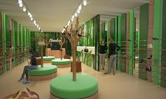 Forest Shoe Shop on Behance