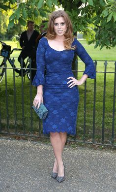 Princess Beatrice of York Although it may be difficult for many to forget the wacky Philip Treacy hat she wore to the wedding of her cousin, Prince William, Princess Beatrice of York has has since toned down her look. With the help of a stylist, her fashion evolution has resulted in a much more demure and elegant style.
