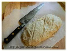 If I can make this 4 ingredient Easy Bread, anyone can! This simple recipe will make you into an artisan baker, and you& be enjoying piping hot homemade bread fresh from your oven as often as you& got a batch of dough ready. Super Easy Bread Recipe, Easy Sourdough Bread Recipe, Easy Bread Recipes, Thm Recipes, Healthy Recipes, Bread Shaping, Mama Recipe, Baking Stone, No Knead Bread