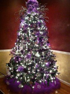 #NavidadVioleta