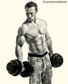 impressive male physiques
