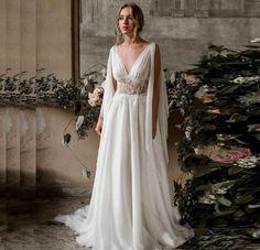 Beach Style Wedding Dresses, Greek Wedding Dresses, Western Wedding Dresses, Perfect Wedding Dress, Cheap Wedding Dress, Viking Wedding Dress, Indie Wedding Dress, Lace Wedding, Beach Weddings