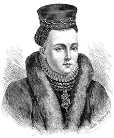 Kristina Nilsdotter Gyllenstierna - sveriges regent