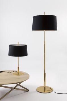 Lámparas de sobremesa Diana Menor / Diana de Santa & Cole