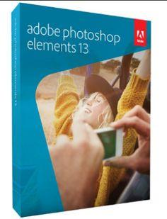 Photoshop elements 13