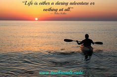How do you want to remember your journey? Let yourself go....to the beach. Make time to adventure into the world.