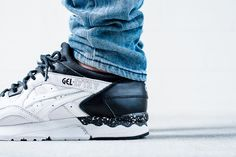 Monkey Time x Asics Gel Lyte_V. More on SPRHUMAN.com
