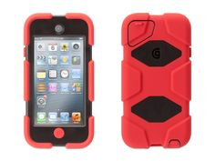 Survivor with belt clip for 5th gen. iPod touch | Griffin Technology