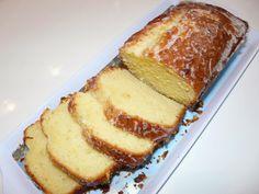 Cake ultra moelleux à l'orange ou au citron
