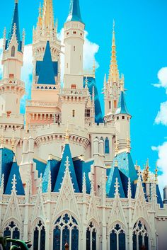 The Magic Kingdom...so lucky to live right near the happiest place on earth :)