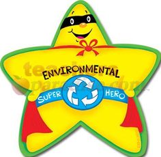 Learning-Materials--Environmental-Super-Hero-Star-Badge--CTP4624_L.jpg (350×342)
