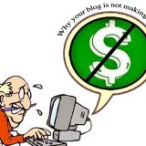 Why your blog is not making money!