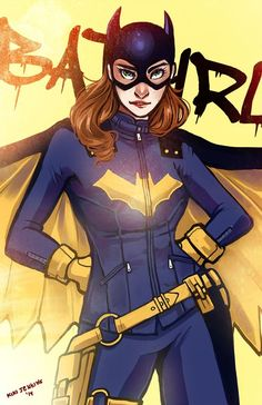 In less than 24 hours, artists across the nerdosphere have once again proven something we here at P:R know all too well: Everybody loves Batgirl. It seems everybody is also crushing hard on Batgirl… Batgirl Cosplay, Batman And Batgirl, Batman Comic Art, Batman Robin, Batgirl Costume, Gotham Batman, Supergirl Superman, Baby Batman, Batman 1966
