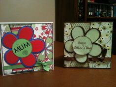 More cards for mum