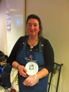 Kate O'Dwyer of Kate O'Dwyer chutneys and jams. Moycullen and Galway Markets Friday and Saturday's