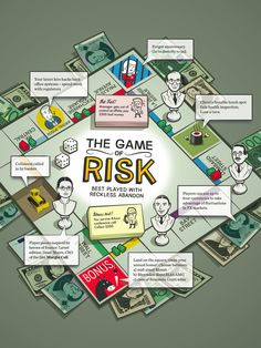 TH!NK, a risk management industry magazine, hired me to do an illustration for their feature The Last Word, which imagines what a risk management board game might be like.