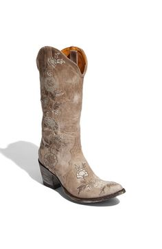 Old Gringo Lace Boots