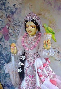 Shri Radhey Radha Krishna Pictures, Radha Krishna Photo, Krishna Photos, Krishna Art, Krishna Images, Radhe Krishna, Handmade Rakhi Designs, Janmashtami Decoration, Laddu Gopal Dresses