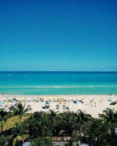 Miami Beach Miami FL by Oscar Wong #miami #florida #miamibeach #sobe #southbeach #brickell #miamibeach