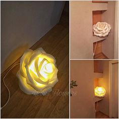 Excited to share the latest addition to my shop: Large Paper Flowers/Flowers lamp/Home Decor/Wall Decor/Giant Paper Flowers/Wedding Decoration/Lamp Decoration/Flowers Light/Backdrop Decor Paper Flowers Craft, Large Paper Flowers, Paper Flowers Wedding, Giant Paper Flowers, Paper Roses, Large Flowers, Lampe Decoration, Backdrop Decorations, Light Decorations
