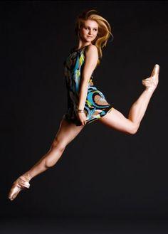 Carla Körbes, Pacific Northwest Ballet, Seattle, Washington, USA - Angela Sterling Photography