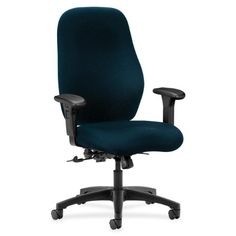 Task office chair - Pin it :-) Follow us :-)) AzOfficechairs.com is your Office chair Gallery ;) CLICK IMAGE TWICE for Pricing and Info :) SEE A LARGER SELECTION of  task  office chair at http://azofficechairs.com/category/office-chair-categories/task-office-chair/ - office, office chair, home office chair -   Hon 7803NT90T High Back Task Chair, w/Arms, 30-1/2″x39″x45″, Blue « AZofficechairs.com