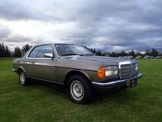 Carros y Clasicos - Mercedes Benz W123 1976-1986