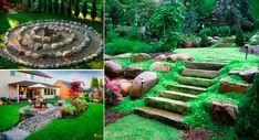 Massif d angle de gramin es p pini re plantes for Jardin synonyme