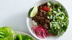 Can We Have This Ground Chicken Larb for Dinner Every Night? | Bon Appetit