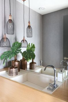 Ideas For Bathroom Design Luxury Spas Fall Home Decor, Autumn Home, Cheap Home Decor, Contemporary Bathroom Designs, Bathroom Design Luxury, Best Desk Lamp, Luxury Furniture Brands, Cool Lamps, Bathroom Inspiration